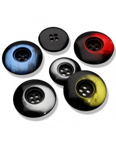 Polyester Button 19064